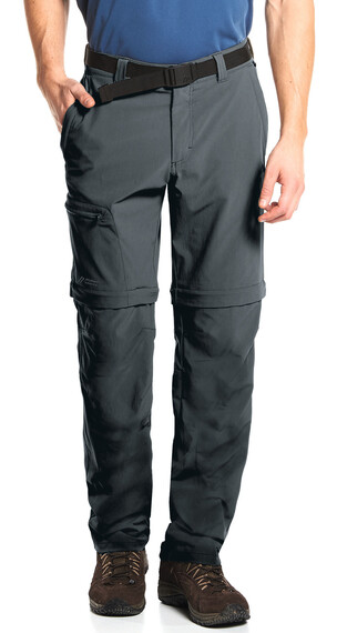Maier Sports Tajo 2 Zip Off Hose Herren graphite